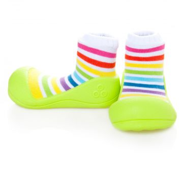 """Pirmieji batukai kūdikiui Attipas """"Rainbow"""""""