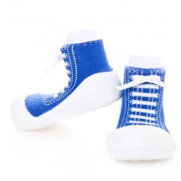"""Pirmieji batukai kūdikiams Attipas """"Sneakers"""" mėlynos sp."""