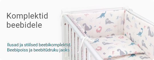 Babydo - Voodipesu ja voodikatted